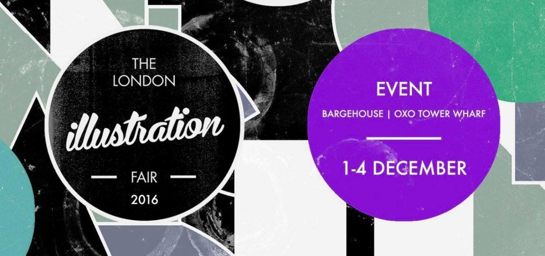 the london illustration fair 2016