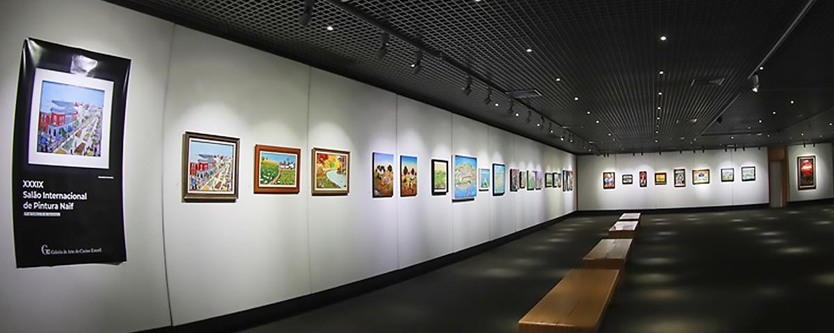 39.º Salão Internacional de Pintura Naïf casino estoril