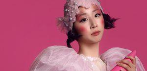 planeta dança japonesa rosa