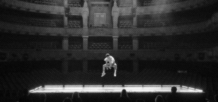 dança diferente
